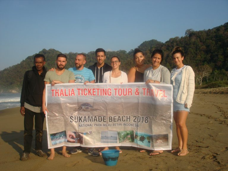 THALIA TRAVEL SUKAMADE BEACH