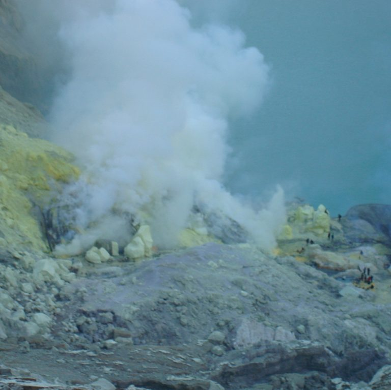 Ijen Blue Fire Thaliatravel